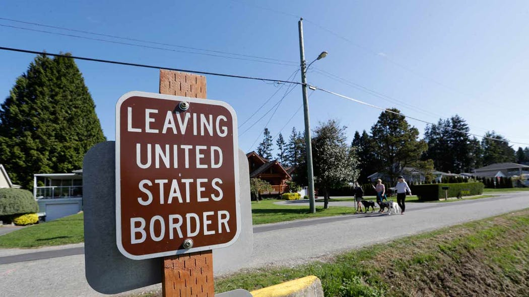 The US to reopen land borders in November for fully vaccinated